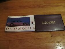 VINTAGE 1991 OLDSMOBILE CUTLASS SUPREME OWNERS MANUAL