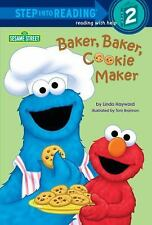 Baker, Baker, Cookie Maker Step-Into-Reading, Step 2 - Hayward, Linda - Library