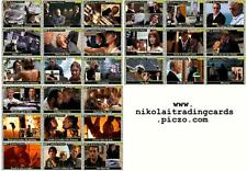 Quantum of Solace - James Bond movie storyboard Trading cards 007
