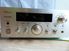 Teac AV SURROUND AMPLIFICATORE av-h500d difettoso Argento 5.1 CHANNEL MADE IN JAPAN AMP