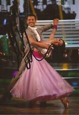 STRICTLY COME DANCING: MARK WRIGHT SIGNED 6x4 SEXY ACTION PHOTO+COA *T.O.W.I.E*