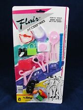 """VTG FLAIR Accessories by TOTSY for Barbie Maxie Ms Flair & Sandi 11 1/2"""" Dolls"""