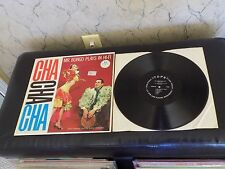 Jack Costanzo - Mr. Bongo Plays Hi-Fi Cha Cha LP L1564 Mono Vinyl Record EX+