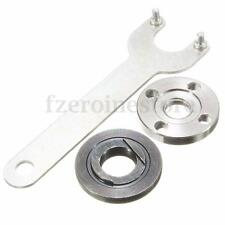 115mm Angle Grinder Spanner Wrench Replacement & Flange Nuts For Replacing Discs