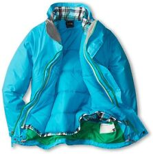The North Face Maraboo Triclimate Jacket Girls Turquoise Blue 2XS 5 New w Tags