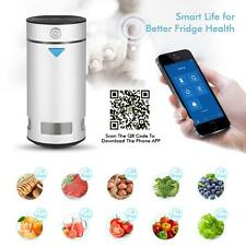 Smart USB Refrigerator Air Purifier APP Control Ozone Anion Sterilizer Hot F9F7