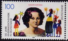 Germania 1996 Children's MISSIONARIO lavoro SG 2693 MNH