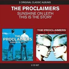 Sunshine on Leith/This Is the Story by The Proclaimers (CD, Mar-2011, 2...