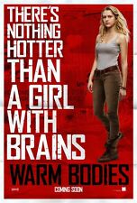 Warm Bodies movie poster print : Teresa Palmer poster : 11 x 17 inches (style d)