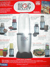 magic bullet blender and mixer system 17 PC