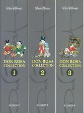Don Rosa Collection 1-3, Ehapa
