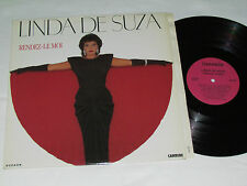 LINDA DE SUZA Rendez-Le Moi LP 1986 Carrere Records Canada French Vinyl VG/VG+