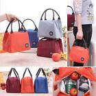 Lunch Box Portable Insulated Thermal Cooler Carry Storage Picnic Bag Case Tote