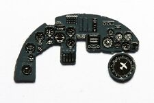 DORNIER Do-17 Z FIGHTER, PE, 3D, COLORED INSTRUMENT PANEL TO ICM #7254 1/72 YAHU