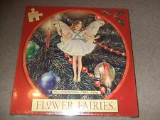 the christmas tree fairy,flower fairies 1000 pcs jigsaw puzzle,new/sealed,