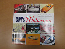 GM's Motorama The Glamorous Show Cars of a Cultural Phenomenon David Temple