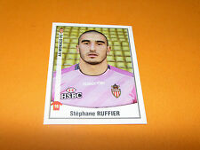 267 S. RUFFIER ROCHER AS MONACO LOUIS II PANINI FOOT 2011 FOOTBALL 2010-2011