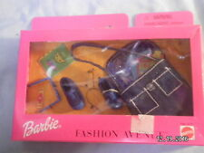 Barbie  New Sealed Fashion Ave. Purse, Shoes Etc Accessory Package 1990's