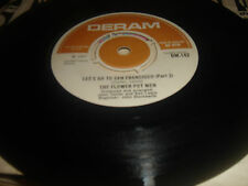 FLOWER POT MEN - Lets go to san francisco - 7'' - 45rpm - EX+