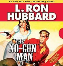 The No-Gun Man Golden Age Stories by L. Ron Hubbard  Audio CD