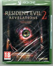 RESIDENT EVIL REVELATIONS 2 BOX SET  'New & Sealed' *XBOX ONE (1)*