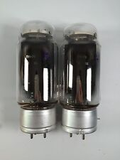 GM-70 GM70 Audiophile Triode Tubes Graphite Plate NOS Lot Of 2