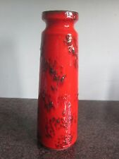 Ruscha Keramik - West German Pottery - Lava Vase / 848