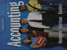 Accounting 6th Edition Hardcover 1-18  and Integrator CD