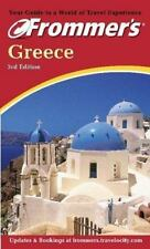 Frommer's Complete Guides: Greece by Bowman (2001, Paperback)