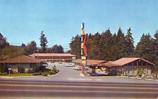 SANDSTONE MOTEL Pacific Highway South SEATTLE, WA. 1962