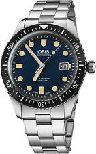 73377204055MB   BRAND NEW ORIS DIVERS SIXTY-FIVE AUTOMATIC MENS WATCH