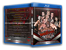 """Official WWN Supershow Live """"Mercury Rising 2015"""" Wrestling Event Blu-Ray"""