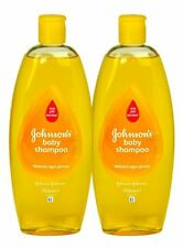 Johnson's Baby Shampoo, 25.3 Ounce / 750 ml (Pack of 2)