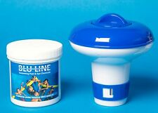 Small Dispenser with 50 Chlorine Tablets 20g for pools and spas intex pools