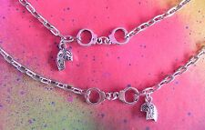 2 Bracelets Handcuff Partners In Crime Best Friend Split Heart Friendship Set