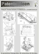 Rollstuhl Lift Technologie selbst bauen 1960 Seiten!