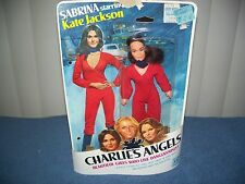 "Vintage 1977 Charlie's Angels Sabrina 8"" Figure/ Doll  by Hasbro"