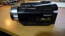 Camcorder Sony hdr-sr8 HDD DISCO RIGIDO 100gb e 1gb MEMORY STICK PRO MAGIC