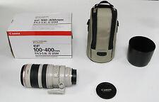 Canon EF 100-400mm F/4.5-5.6 L IS USM Lens (REF266)