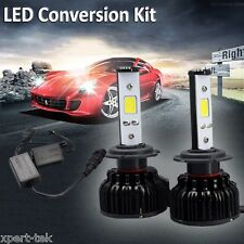 H1/H3/H11/9006 High Power COB 60W LED HID Xenon Headlight Conversion Kit White