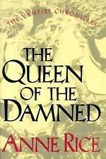 The Queen of the Damned (The Third Book in the Vampire Chronicles)