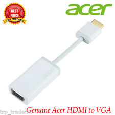 Original Acer HDMI (Type A) to VGA Converter P/N. NP.OTH11.002