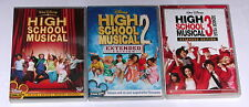 DVD Sammlung: HIGH SCHOOL MUSICAL 1-3 (1 + 2 + 3) Komplett/ Deutsch