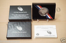 2016-S 100th Anniversary of National Park Service Proof Clad Half Dollar 16CE