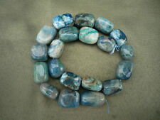 Papagoite and Ajoite Beads return to a state of grace, connection to higher dime
