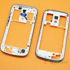 REAR BACK FRAME CHASSIS HOUSING FOR SAMSUNG GALAXY S DUOS S7562 #H363RC_WHITE