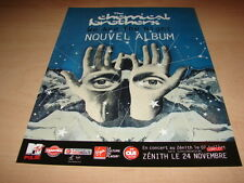 THE CHEMICAL BROTHERS - WE ARE NIGHT PUBLICITE / ADVERT