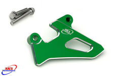 KAWASAKI KLX 250 1993-2012 D-TRACKER 1998-2012 FRONT SPROCKET GUARD COVER GREEN