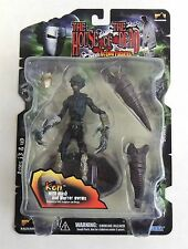 ESL1593 House of the Dead Action Figure: KEN with Mask & Worms- Palisades (2000)