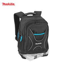 Makita 72017 Electricians Craftsmen Tool Bag Backpack Rucksack Storage Organizer